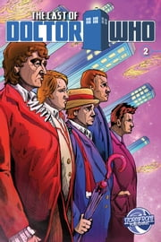 Orbit: The Cast of Doctor Who #2 ebook by Michael L. Frizell,Jon Stanicek