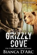 Grizzly Cove Anthology Vol. 7-9 - Tales of the Were ebook by
