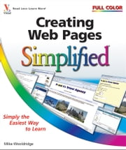 Creating Web Pages Simplified ebook by Mike Wooldridge