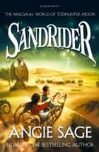 SandRider - A TodHunter Moon Adventure ebook by Angie Sage