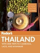 Fodor's Thailand ebook by Fodor's Travel Guides