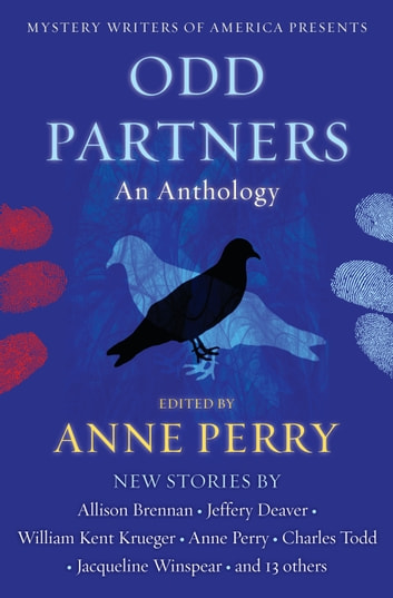 Odd Partners - An Anthology ebook by Mystery Writers Of America,Allison Brennan,Jeffery Deaver,William Kent Krueger