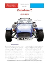 Caterham Seven Buyers' Guide ebook by Mellor, Chris,
