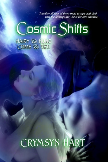Cosmic Shifts ebook by Crymsyn Hart