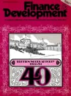 Finance & Development, March 1984 ebook by International Monetary Fund. External Relations Dept.