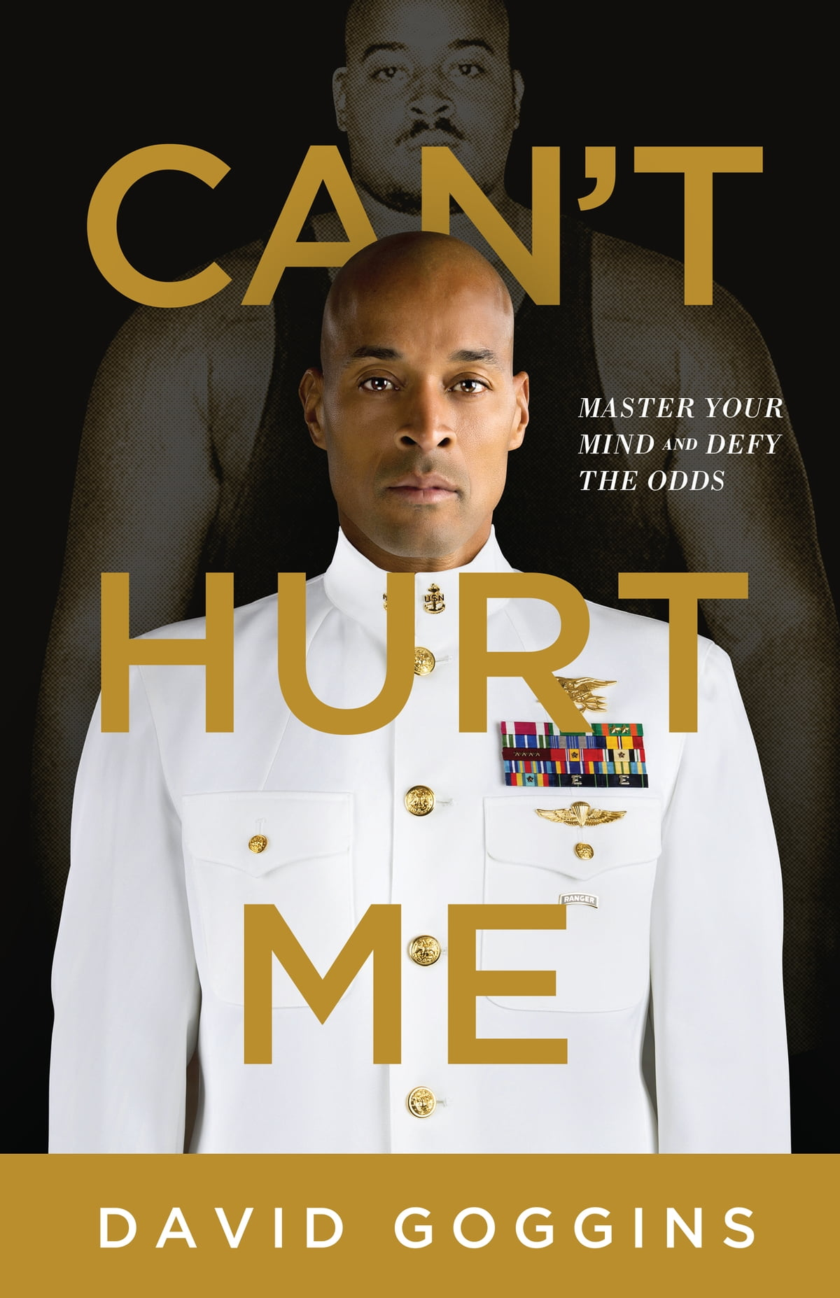 Can't Hurt Me ebook by David Goggins - Rakuten Kobo