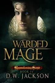 Warded Mage ebook by D.W. Jackson