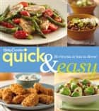 Betty Crocker Quick & Easy 3e ebook by Betty Crocker
