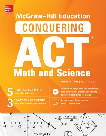 Mcgraw hill education conquering the act math and science third mcgraw hill education conquering the act math and science third edition ebook by steven fandeluxe Images