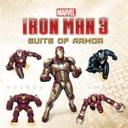 Iron Man 3: Suits of Armor ebook by Marvel Press