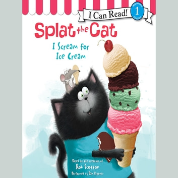 Image result for splat the cat ice cream