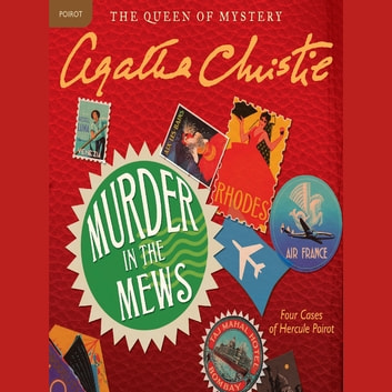 Murder In The Mews Audiobook By Agatha Christie 9780062230881