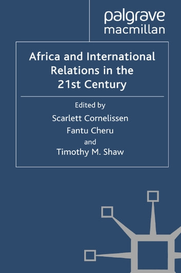 Africa and International Relations in the 21st Century 電子書籍 by