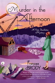 Murder in the Afternoon ebook by Frances Brody