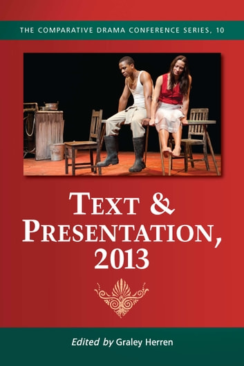 Text & Presentation, 2013 ebook by