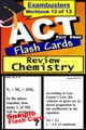 ACT Test Prep Chemistry Review--Exambusters Flash Cards--Workbook 12 of 13 - ACT Exam Study Guide ebook by ACT Exambusters