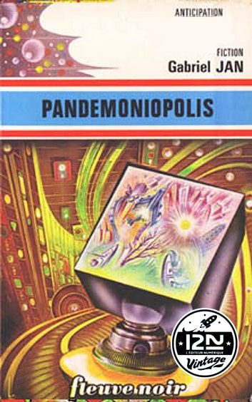 Pandémoniopolis ebook by Gabriel JAN
