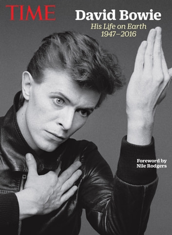 TIME David Bowie ebook by Editors of TIME