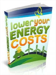 Lower Your Energy Costs ebook by Anonymous