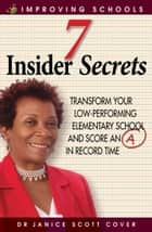 7 Insider Secrets ebook by Dr Janice Scott Cover