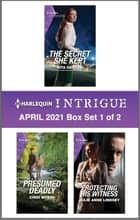 Harlequin Intrigue April 2021 - Box Set 1 of 2 ebook by Rita Herron, Cindi Myers, Julie Anne Lindsey
