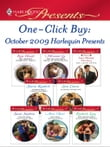 One-Click Buy: October 2009 Harlequin Presents