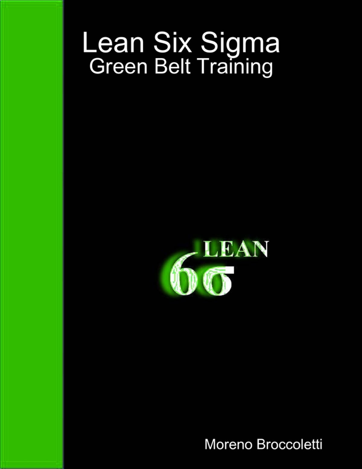 Sigma green belt training Six