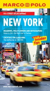 New York Marco Polo Travel Guide: The best guide to Brooklyn, Central Park, Chinatown and much more ebook by Marco Polo