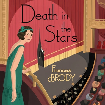 Death in the Stars - Book 9 in the Kate Shackleton mysteries audiobook by Frances Brody