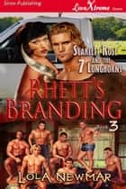 Rhett's Branding ebook by Lola Newmar