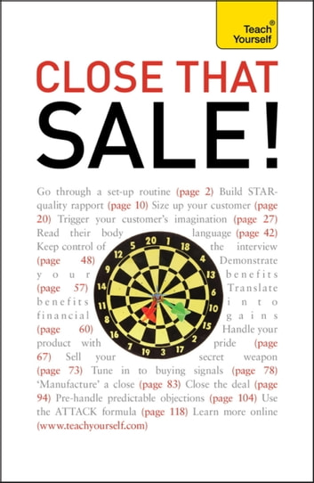 Close that Sale! - A guide to top selling techniques, including 52 skill-honing exercises ebook by Roger Brooksbank