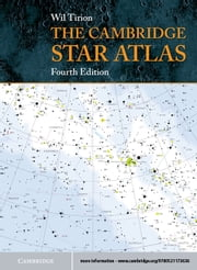 The Cambridge Star Atlas ebook by Tirion, Wil