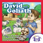 David and Goliath Read Along ebook by Kim Mitzo Thompson,Karen Mitzo Hilderbrand,Ron Kauffman