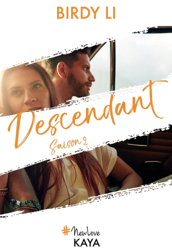 Descendant - saison 2 ebook by Birdy Li