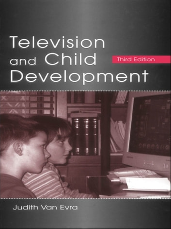 a look at the developmental perspective on studies of children and television Technology in early childhood education screen media are increasingly common in young children's life it is therefore essential to understand the impact of specific technologies such as tablets or e-books for literacy and the best ways to include these technologies in children's routine at home, in childcare or in the classroom.