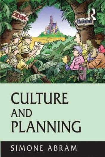 Culture and Planning ebook by Simone Abram