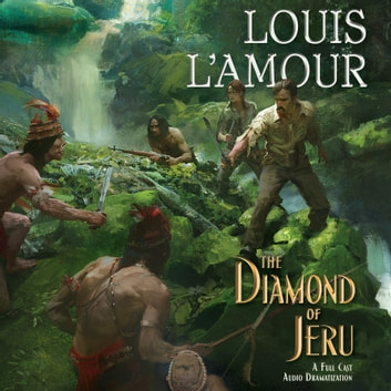The Diamond of Jeru audiobook by Louis L'Amour