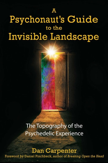A Psychonaut's Guide to the Invisible Landscape - The Topography of the Psychedelic Experience ebook by Dan Carpenter