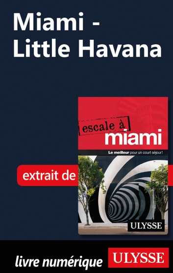 Miami - Little Havana ebook by Alain Legault
