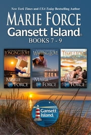 McCarthys of Gansett Island Boxed Set Books 7-9 ebook by Marie Force