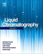 Liquid Chromatography - Applications ebook by