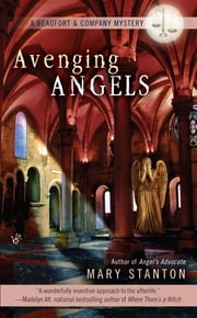 Avenging Angels ebook by Mary Stanton