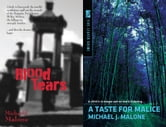 Blood Tears and A Taste For Malice ebook by Michael J Malone