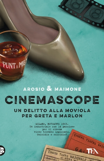 Cinemascope ebook by Erica Arosio,Giorgio Maimone