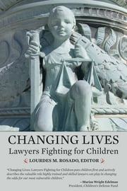 Changing Lives - Lawyers Fighting for Children ebook by Lourdes M. Rosado