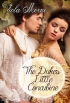 The Duke's Little Concubine ebook by Viola Morne