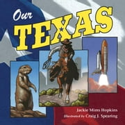 Our Texas ebook by Hopkins, Jackie Mims