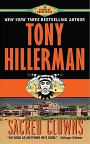 Sacred Clowns ebook by Tony Hillerman