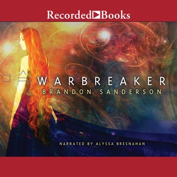 Warbreaker audiobook by Brandon Sanderson