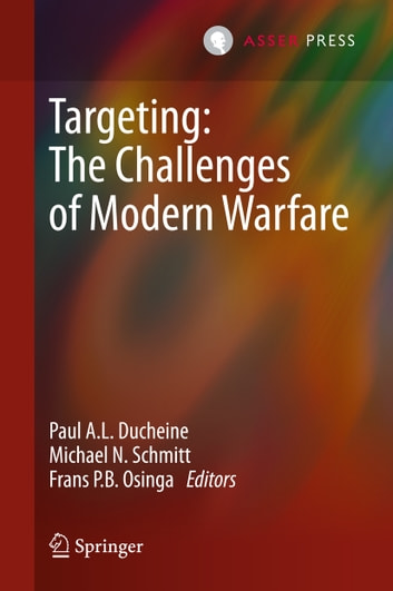 Targeting: The Challenges of Modern Warfare ebook by